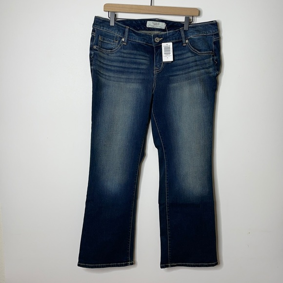 TORRID | Relaxed Bootcut Jeans
